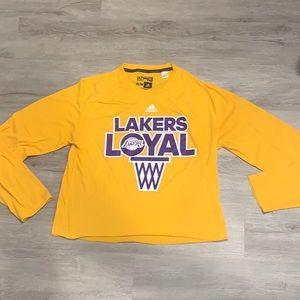 Adidas Las Angeles Lakers Long sleep !